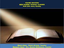 bible study class a