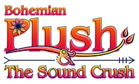 BOHEMIAN PLUSH and The Sound Crush_LOGO-