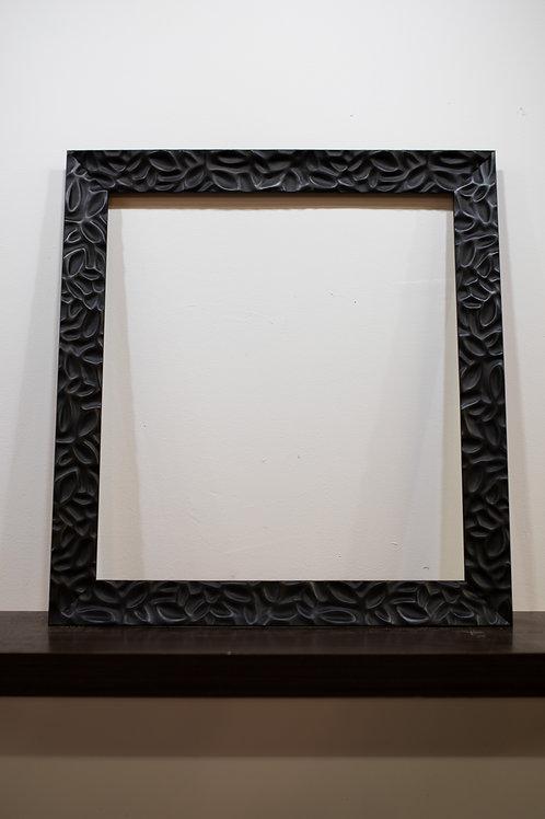 "Decorative Black Frame 21"" x 19"""