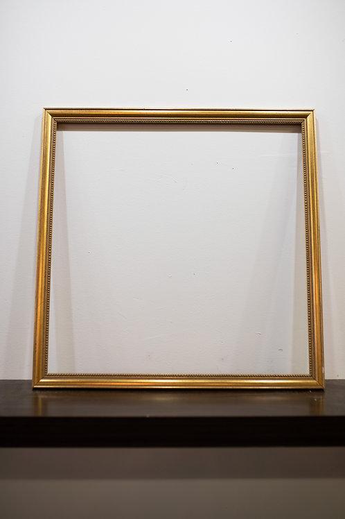 """Gold Frame 20"""" x 20"""""""