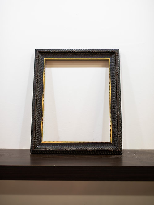 "Decorative Black Frame 11"" x 14"""