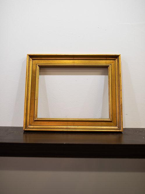 """Gold Frame 12"""" x 9"""""""