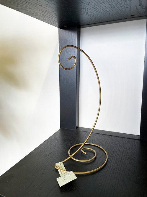Gold Ornament Holder