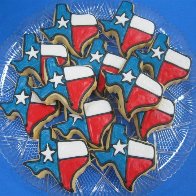 Lone Star Flag Favors
