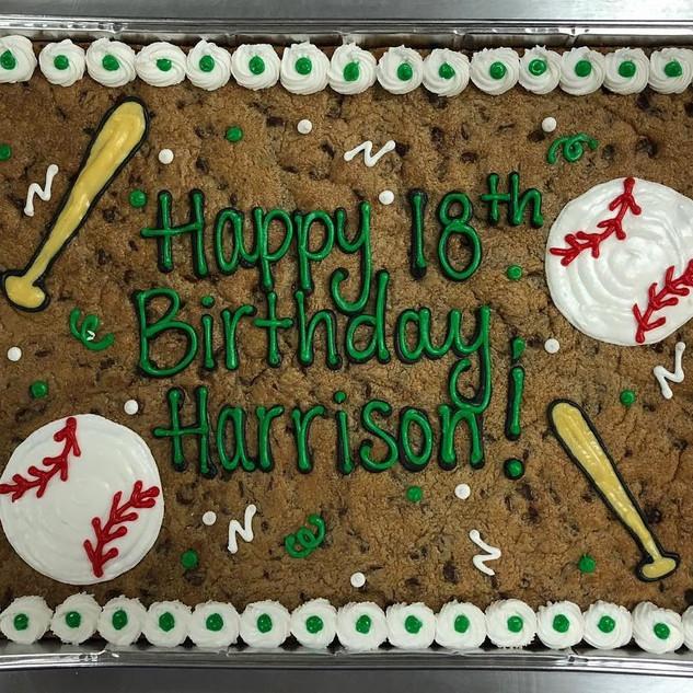 Baseball Halfsheet