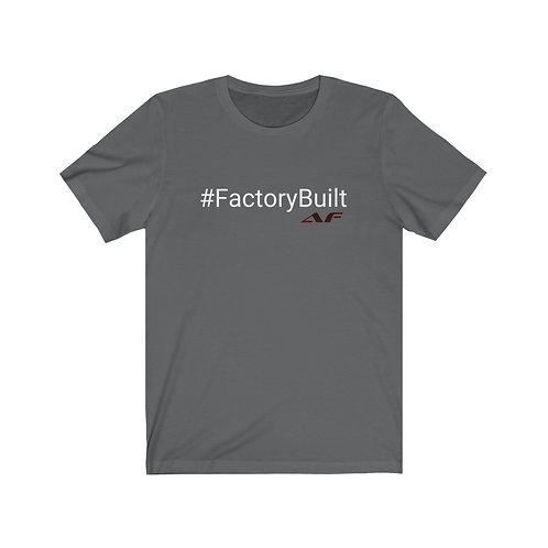 Men's #FactoryBuilt Tee