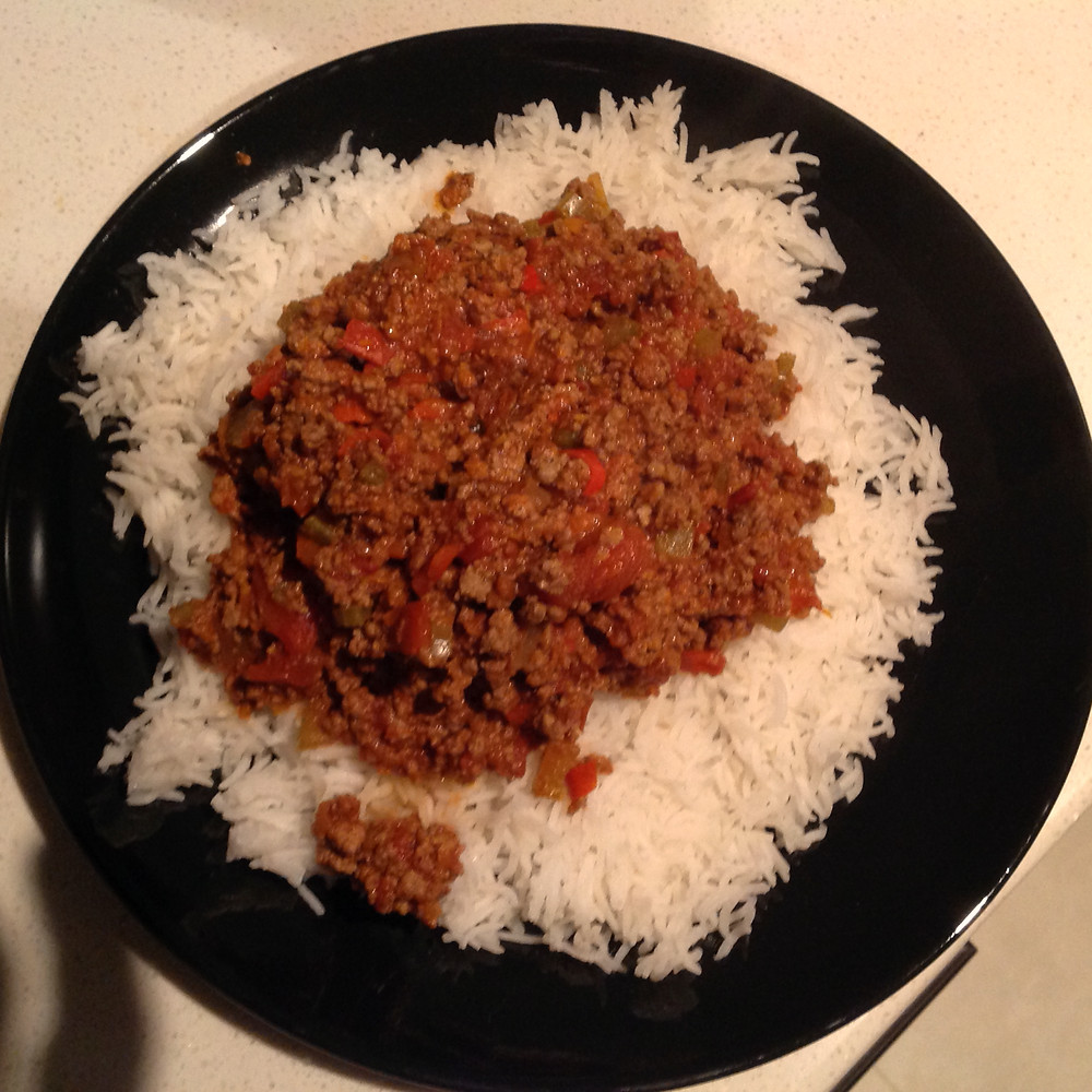 Low FODMAP Chilli Con Carne