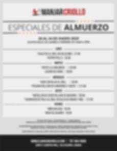 20_al_24_de_Enero_Menú_de_Almuerzo_(201