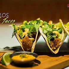 Criollo Fish Tacos