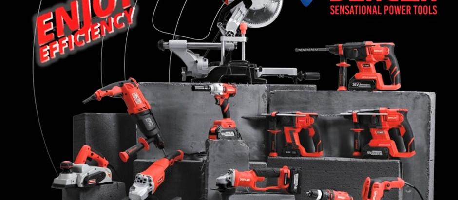 Clients buy form us because Our power tools are efficient with unique technology.