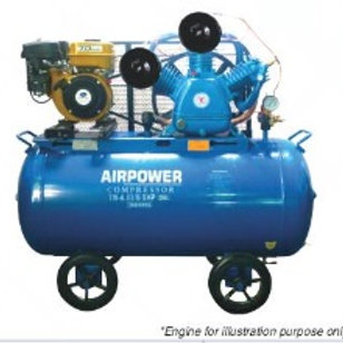 Airpower TW-0.53/B High Pressure Unloader Without Engine