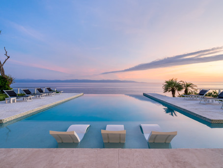 CASA CHINA BLANCA PUNTA MITA - BY A LUXURY REAL ESTATE PHOTOGRAPHER