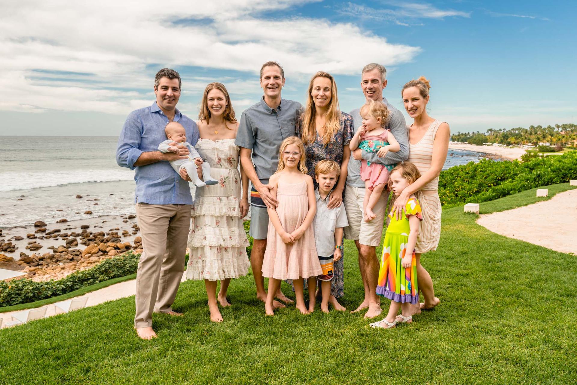 la-punta-estates-punta-mita-family-photo