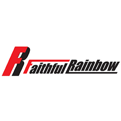 榮虹有限公司 Faithful Rainbow Limited FR logo
