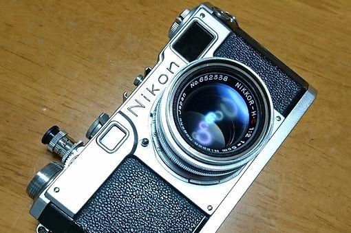 Nikon S2 修理 お客様の声