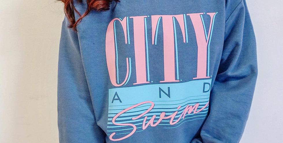 City&Swim Classic Crew Blues
