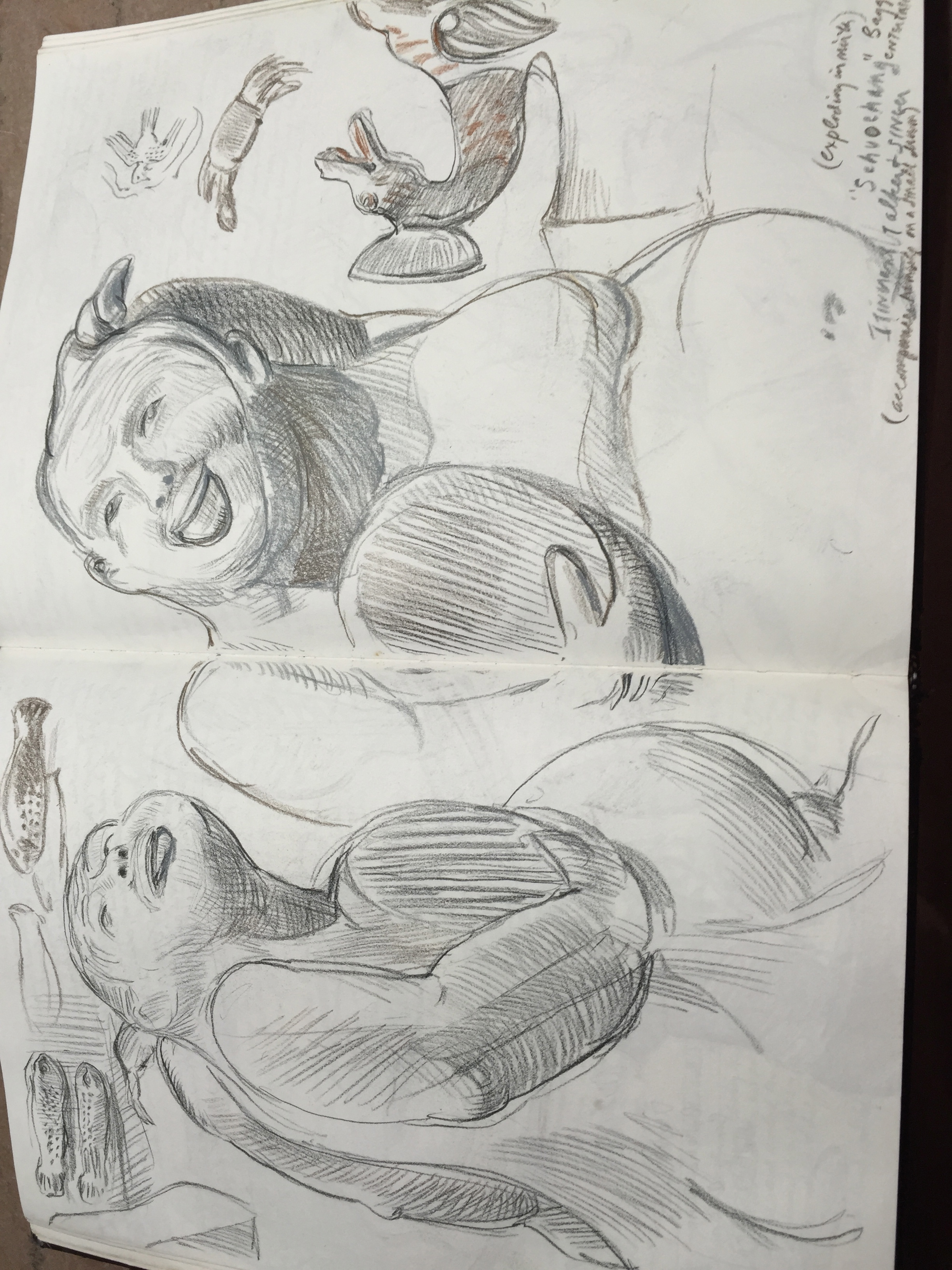 Surchang Entertainer, studies