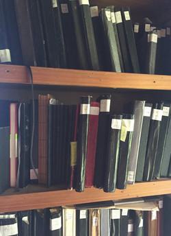 Journals in situ