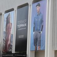 Commercial Banner Sign