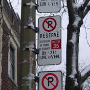 Street Metal Sign
