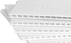 White Coroplast