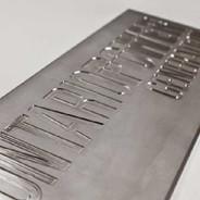Aluminum/Metal Sign