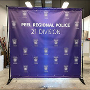 Booth Banner Sign