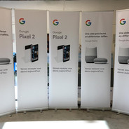 Roll-Up Banner Sign