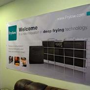 Indoor Banner Sign