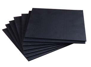 Black Coroplast