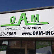 Outdoor Banner Sign