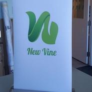 Conference Banner Sign
