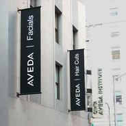 Blade Banner Sign