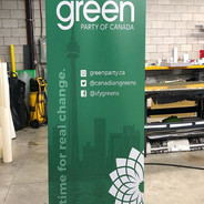 Banner For Exhibition