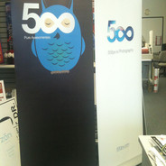 Office Banner Stand