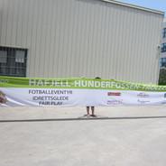 Large Vinyl Banner