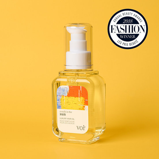 A Walk in the Sun Luxury Hair Oil