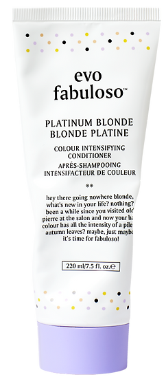 Fabuloso Platinum Blonde