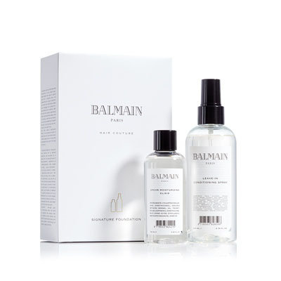 Balmain Signature Foundation Box Set