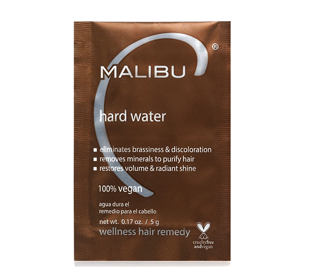 Malibu Treatment | Hard Water Packs
