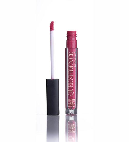 Matte Liquid Lipstick - Smile
