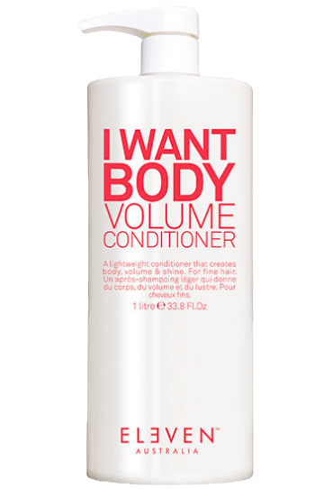 I Want Body Volume Conditioner Litre