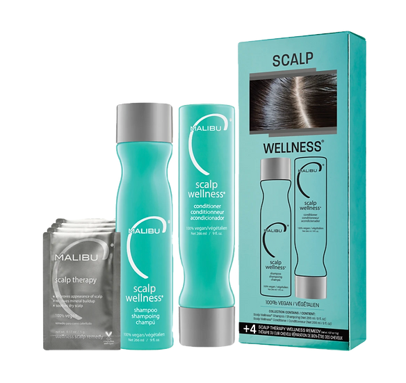 Scalp Wellness Kit
