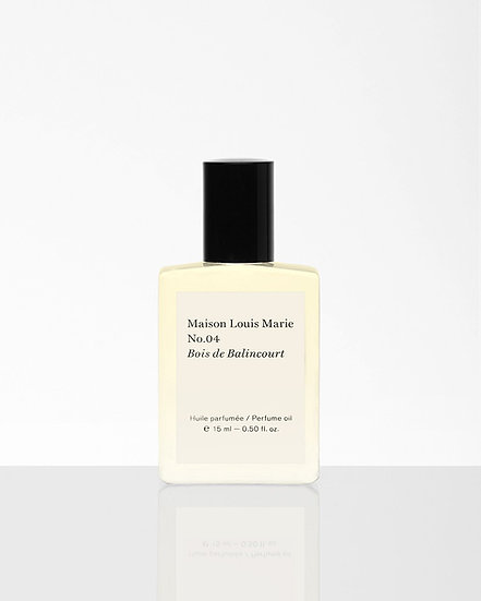 Perfume Oil No. 04 Bois de Balincourt
