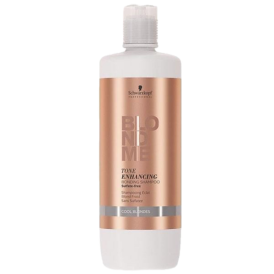 BlondMe Tone Enhancing Shampoo - Cool Blondes Litre