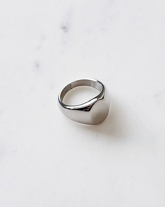 Pablo Signet Ring Silver