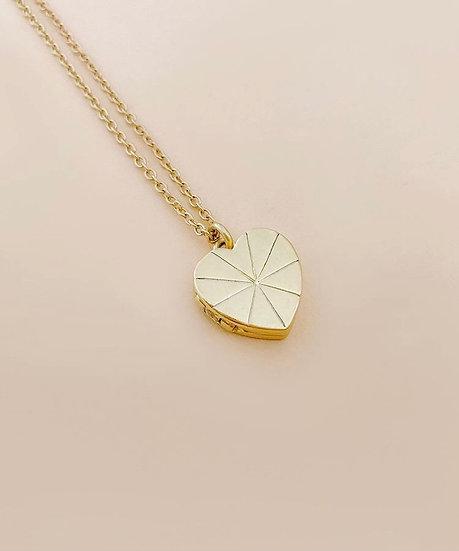 Juliet Locket Necklace