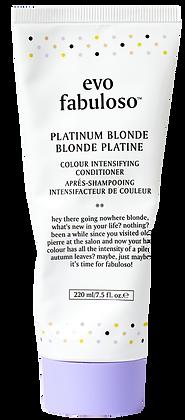 Fabuloso • Platinum Blonde