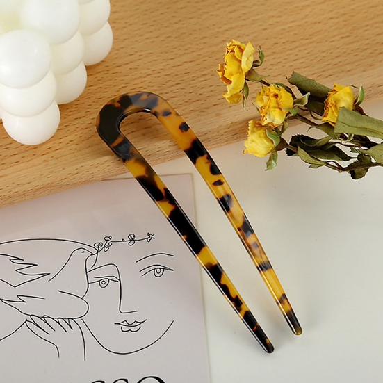 U-Shaped Hair Pin