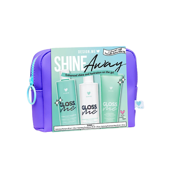 Gloss.Me Shine Away Travel Set